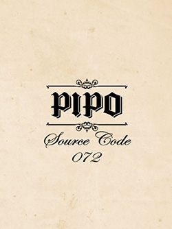PIPO source code 072