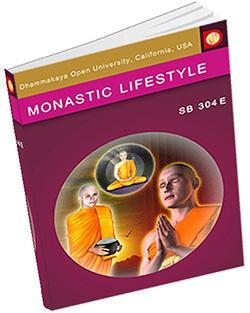 หนังสือธรรมะแจกฟรี .pdf SB 304E Monastic Lifestyle