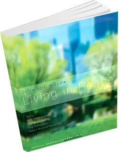 หนังสือธรรมะแจกฟรี .pdf Optimistic Wisdom Living in Peace