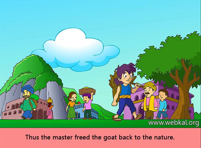 นิทานชาดกภาษาอังกฤษ เรื่อง แพะรับบาป   มตกภัตตชาดก  ชาดกว่าด้วยโทษของการฆ่าสัตว์เพื่อทำบุญสถานที่ตรัสชาดก