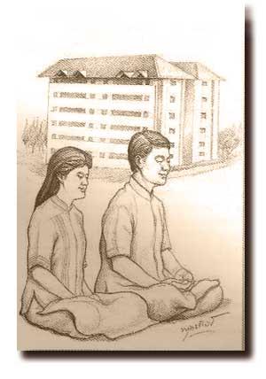 อานุภาพ พระมหาสิริราชธาตุ พระดูดทรัพย์ เรื่องที่ ๕๔ ยอมทิ้งบ้านเพื่อเอาบุญ